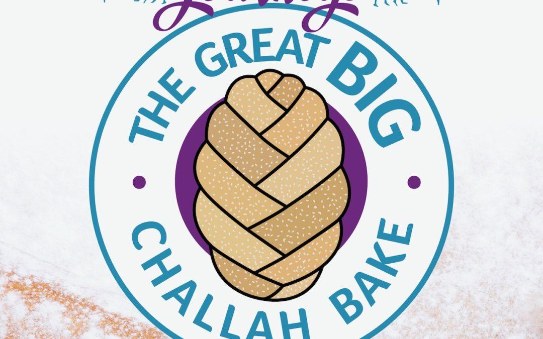 Jewish Journeys Challah Bake
