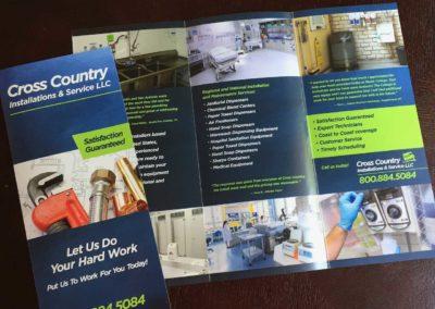 Cross County Installation & Service Brochure