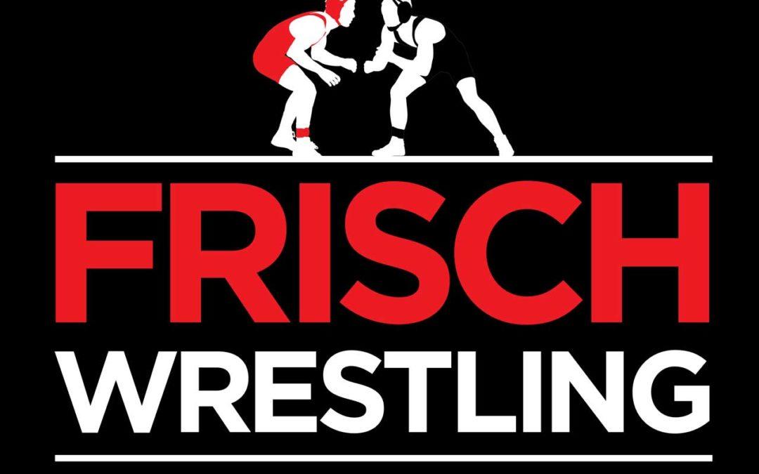 Frisch Wrestling Logo