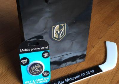 Hockey Sticks, Popsockets and Bags