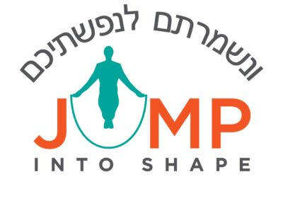 Jump Into Shape Logo