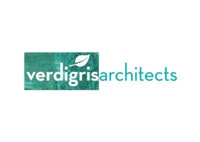 Verdigris Architects Logo