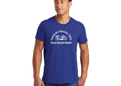 Touro College of Dental Medicine New Patient T-Shirt