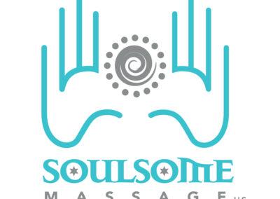 Soulsome Massage Logo