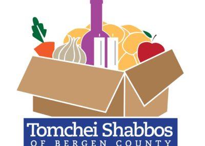 Tomchei Shabbos Logo