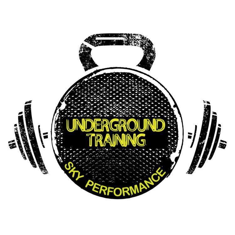 Underground Training Sky Performance Logo
